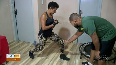 Confira dicas de como manter a forma física durante a quarentena - Com as academias fechadas, tem muita gente buscando opções para se exercitar.