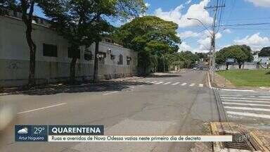 Veja as cidades da região que começam o plano de quarentena nesta terça-feira (24) - Em Campinas, está valendo desde ontem (23) a quarentena e, hoje (24), começa nas outras cidades da RMC.