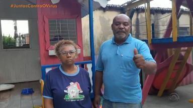 #Rolê: veja como os moradores das comunidades estão se organizando contra o coronavírus - Assista ao vídeo.