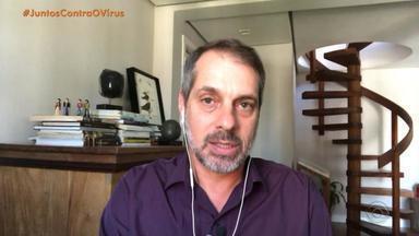 Túlio Milman fala sobre solidariedade dos gaúchos diante da pandemia de coronavírus - Assista ao vídeo.