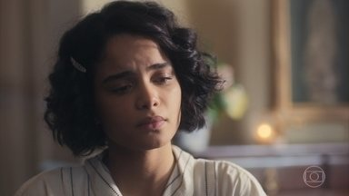 Inês teme a proximidade de Lola e Leon - Afonso insiste que precisa seguir a vida e procurar Lola