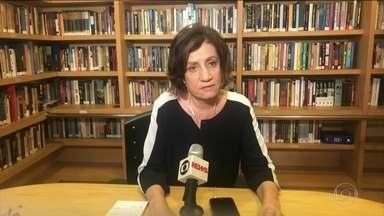 Miriam Leitão: pronunciamento do presidente põe em risco toda a população - Comentarista analisa consequências do pronunciamento do presidente e impacto na economia.