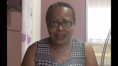 Mãe pede para filho não visitá-la - Uma idosa de 65 anos pediu ao filho para não visitá-la para não correr o risco de ser contaminada pelo coronavírus.