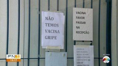 Campanha de vacinação chega ao quarto dia em Presidente Prudente - Idosos questionam onde devem ir para receber a dose.
