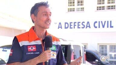 Defesa Civil e Rotary fazem campanha para arrecadar alimentos a famílias carentes - A Defesa Civil de Rio Preto e o rotary estão fazendo campanhas para ajudar famílias carentes nesse período de isolamento social.