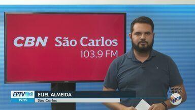 São Carlos confirma o segundo caso de Covid-19 em homem de 53 anos da área da saúde - Paciente trabalha em outros municípios e passa os fins de semana na cidade. Município tem 75 casos suspeitos do novo coronavírus.