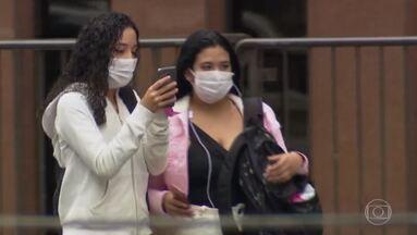 Globo Repórter - 27/03/2020 - No Brasil e no exterior, 'Globo Repórter' mostra os impactos da pandemia de coronavírus na rotina das cidades.