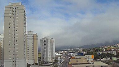Veja a previsão do tempo para o Alto Tietê nesta segunda-feira (30) - Confira como fica o tempo nas cidades da região ao longo do dia.