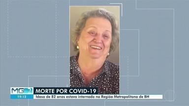 SES-MG confirma primeira morte por Covid-19 no Estado - Vítima é uma idosa de 82 anos que estava internada em um hospital de Nova Lima.