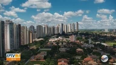 Veja a previsão do tempo nesta terça-feira (31) para região de Ribeirão Preto, SP - Temperatura deve chegar aos 30° C.