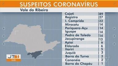 Cidades do Vale do Ribeira vão receber verba para o combate ao Coronavírus - Estado vai disponibilizar verba para ser utilizada na área da saúde de cidades da região.
