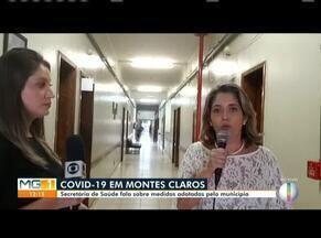 Secretária de Saúde fala do combate ao coronavírus em Montes Claros (Parte 1) - Nenhum caso confirmado da Covid-19 foi registrado na cidade.