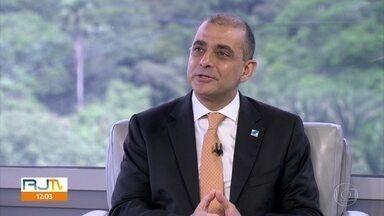 Secretário Estadual de Saúde faz balanço da epidemia do coronavírus no Rio - O secretário Edmar Santos fala sobre a avanço da Covid-19 no estado.