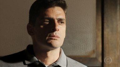 Marco Rodrigo dá voz de prisão a Rugieri - undefined
