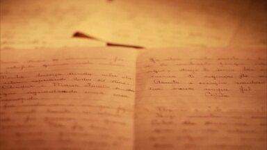 Cartas antigas se tornam importante legado para as novas gerações - Antimagente era preciso papel, caneta e uma boa dose de paciência para matar a saudade.