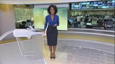 Jornal Hoje - íntegra 06/04/2020 - Os destaques do dia no Brasil e no mundo, com apresentação de Maria Júlia Coutinho.