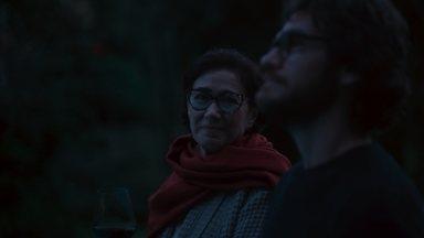 Dionara - Dionara, mãe de Paulo, avisa que vai se casar. Ele se surpreende ao ver Evaristo acompanhado por outra mulher em um restaurante. Paulo é convidado para ser padrinho do casamento.
