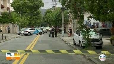 Mulher é assassinada nesta manhã de quarta-feira (8) no Méier - Crime aconteceu na rua Adriano e ainda está sob investigação.