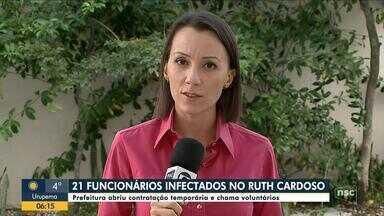 21 profissionais da saúde são infectados pelo Covid-19 em hospital de Balneário Camboriú - 21 profissionais da saúde são infectados pelo Covid-19 em hospital de Balneário Camboriú
