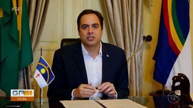 Governador de PE anunciou novas medidas para diminuir a crise - Uma linha de crédito no valor de 6 milhões de reais vai ser destinada para empreendedores do polo de confecção do agreste.