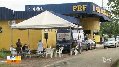 PRF suspende a operação 'Semana Santa' no Maranhão - A repórter Rozany Dourado tem mais informações.