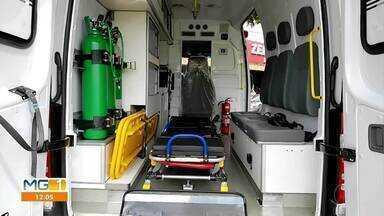 Samu Macronorte recebe novas ambulâncias - Doações foram feitas pelo Governo Federal, para renovação da frota.
