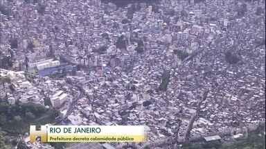 Novo hospital será inaugurado em Niterói e Rio decreta calamidade pública - A prefeitura de Niterói, na região metropolitana do Rio, inaugura nesta sexta-feira (10), um hospital exclusivo para o atendimento da Covid-19. A prefeitura do Rio decretou nesta quinta (9) calamidade pública.