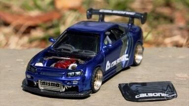 Veja a customização de miniaturas e modelos em tamanho real que parecem de brinquedo - Veja a customização de miniaturas e modelos em tamanho real que parecem de brinquedo.