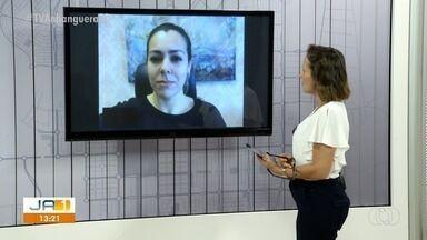 Prefeita Cinthia Ribeiro diz que vai manter restrições no comércio de Palmas - Prefeita Cinthia Ribeiro diz que vai manter restrições no comércio de Palmas