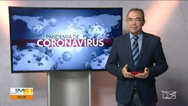 Veja as últimas atualizações dos casos de coronavírus no Maranhão - O repórter Élbio Carvalho tem mais informações.