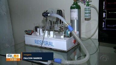 Pesquisadores criam respirador mecânico de baixo custo e fabricação mais rápida - Os respiradores estão em fase de testes e ainda dependem de certificação para chegar ao mercado.