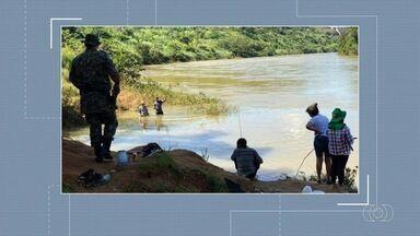 PM aumenta abordagens em casa com festas, em Goiás - Também foram feitas abordagens a grupos em rios e acampamentos.