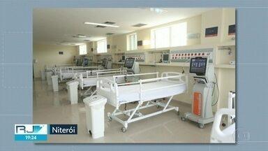 Prefeituras do Rio, Niterói e Caxias também montam hospitais de campanha - Os hospitais vão receber pacientes com Covid-19.