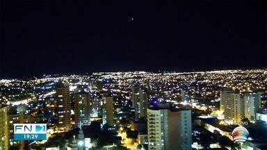 Simone Gomes conta como ficam as temperaturas nesta quarta-feira - Saiba qual a previsão do tempo para o Oeste Paulista.