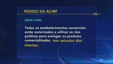 Prefeitura de Rio Preto libera drive thru para comerciantes - A prefeitura de São José do Rio Preto (SP) deu uma nova interpretação ao decreto do Estado que fala sobre o fechamento do comércio, e chegou a algumas conclusões que muitos empresários vão gostar.