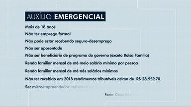 Boa Noite Paraná tira dúvidas sobre auxílio emergencial do governo federal - Trabalhadores vão receber R$ 600,00 de ajuda.