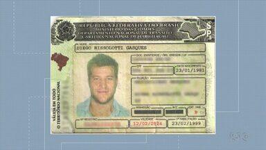 Ex-BBB Diego Alemão é preso após se envolver em acidente de trânsito, em Curitiba - Segundo policiais o ex-BBB estava alcoolizado