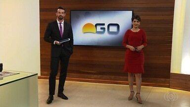 Veja os destaques do Bom Dia Goiás desta segunda-feira (20) - Entre os principais assuntos está publicação de novo decreto do governo sobre funcionamento dos comércios.