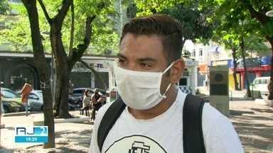 Uso de máscaras será obrigatório para andar nas ruas do Rio - A partir de quinta-feira (20) a medida entrará em vigor.