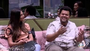 Manu, Mari e Babu contam do que se orgulham e do que se arrependem no BBB20 - Manu, Mari e Babu contam do que se orgulham e do que se arrependem no BBB20