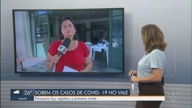 Pariquera-Açu, no Vale do Ribeira, registra primeira morte por Covid-19 - Número de casos continua a crescer na região.