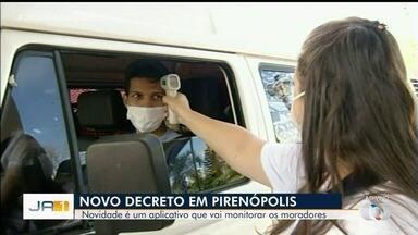 Pirenópolis edita novo decreto contra o coronavírus - Documento segue a linha das medidas estaduais.