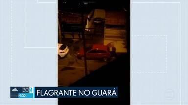 Dois homens são presos suspeitos de furto em carro no Guará - Essa foi uma notícias desta terça-feira (21) no DF2.