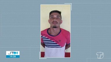 Assassino de mecânico é preso na casa da mãe, em Oriximiná - Na manhã desta terça-feira (21), Polícia havia oferecido recompensa de R$ 1 mil a quem dissesse o paradeiro de 'Vitinho'.