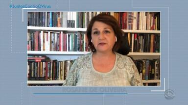 Rosane de Oliveira comenta o plano do governador Leite de alterar o isolamento em maio - Assista ao vídeo.