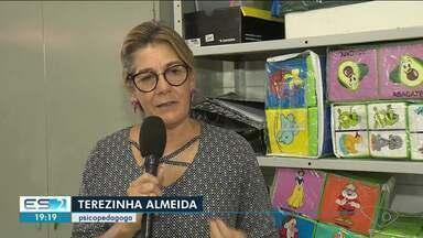 Atividades na Pestalozzi continuam suspensas em Linhares, ES - Internet tem ajudado a manter as atividades.