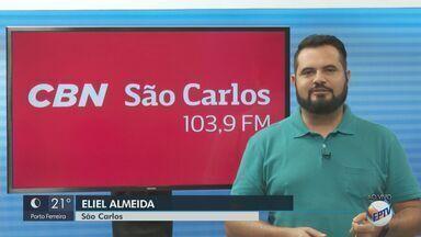 UFSCar começa a fazer testes de coronavírus em São Carlos - Exames realizados não precisarão de contraprova do Instituto Adolfo Lutz.