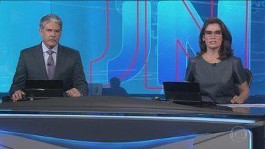 Jornal Nacional, Íntegra 22/04/2020 - As principais notícias do Brasil e do mundo, com apresentação de William Bonner e Renata Vasconcellos.