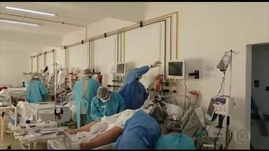 Número de mortes em São Paulo por Covid-19 representa pouco mais de um terço em todo país - São Paulo já registrou 1.134 pessoas que morreram com o novo coronavírus. A média de mortes diárias provocadas pela Covid-19 já é mais alta do que de outras doenças, como diabetes e hipertensão.