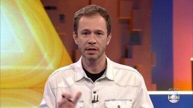 Tiago Leifert relembra a dinâmica da Reta Final - Tiago Leifert relembra a dinâmica da Reta Final